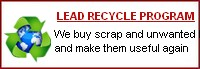 Kortsa - Lead Recycle Program images